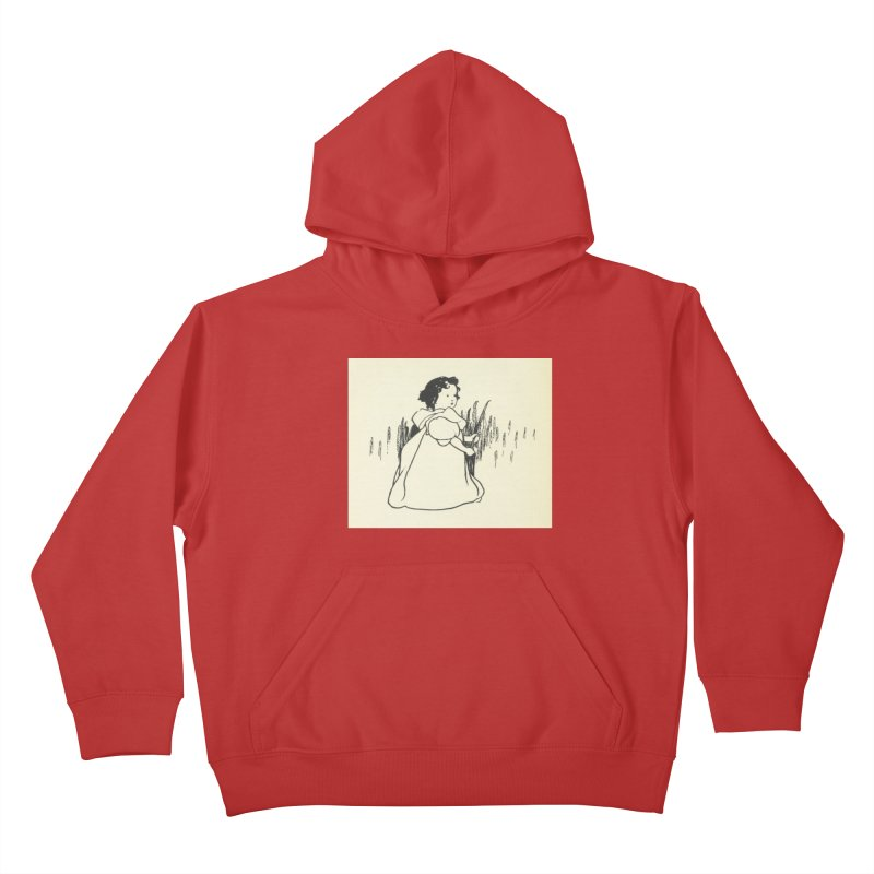Lost Kids Pullover Hoody by RNF's Artist Shop
