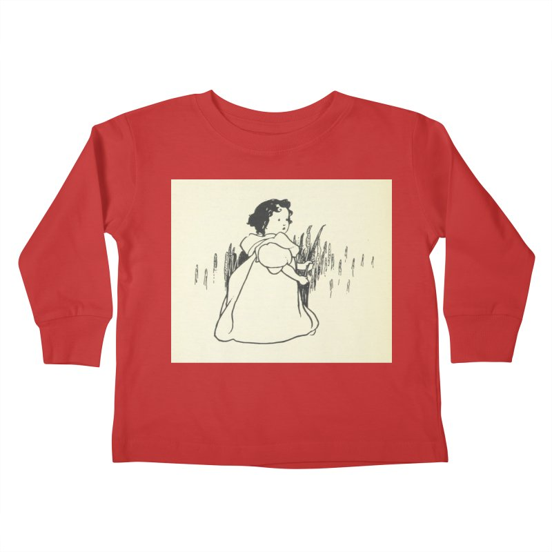 Lost Kids Toddler Longsleeve T-Shirt by RNF's Artist Shop