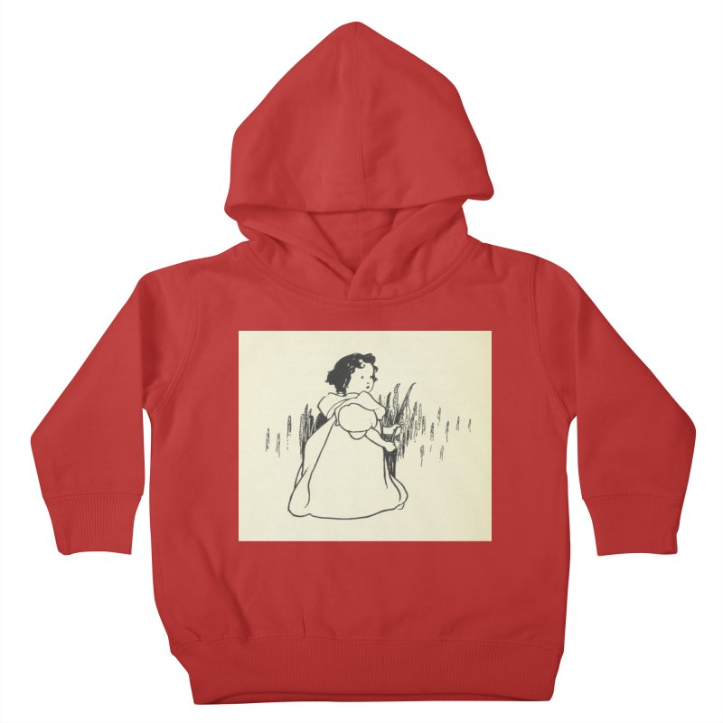 Lost Kids Toddler Pullover Hoody by RNF's Artist Shop