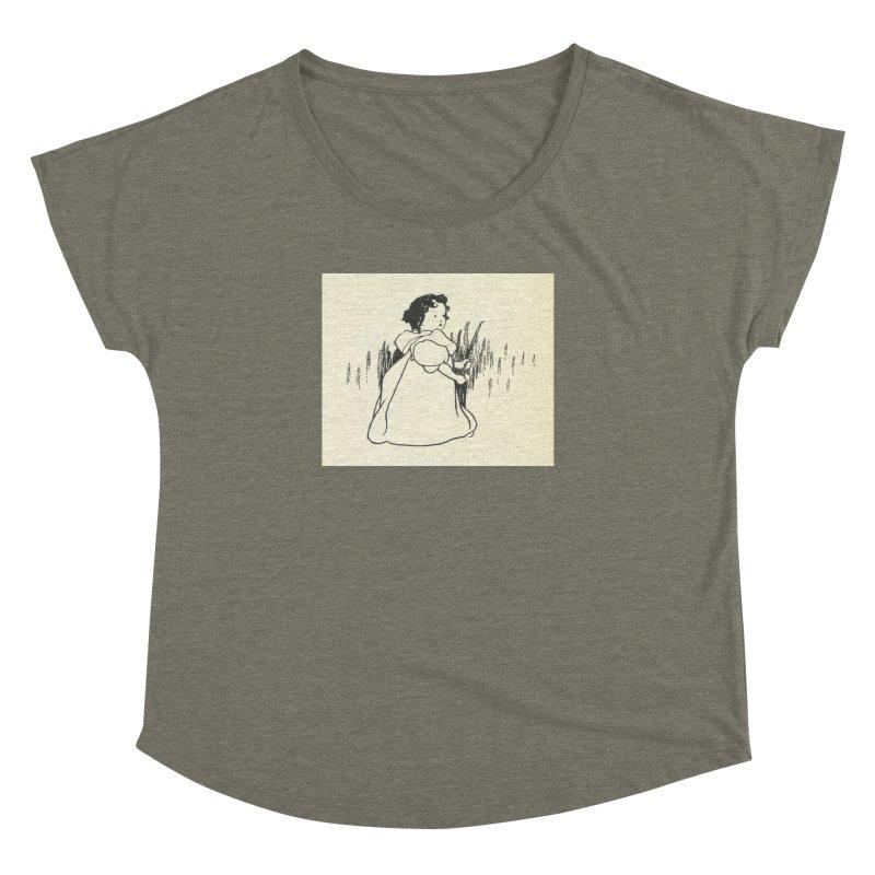 Lost Women's Dolman Scoop Neck by RNF's Artist Shop