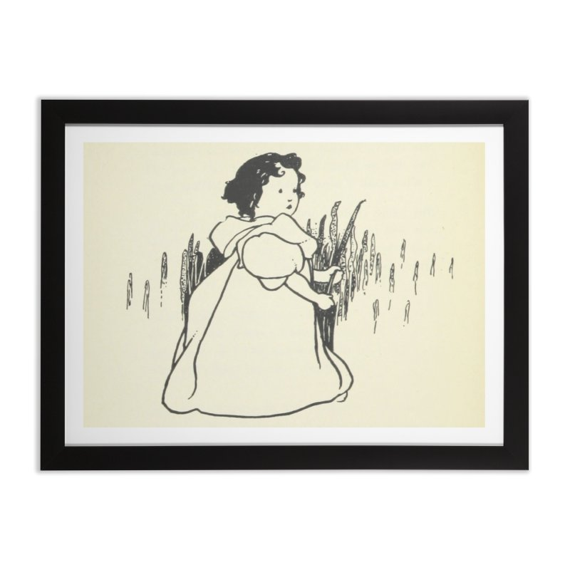 Lost Home Framed Fine Art Print by RNF's Artist Shop