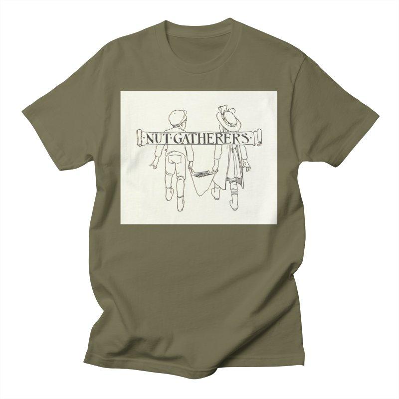 Nut Gatherers Men's T-Shirt by RNF's Artist Shop