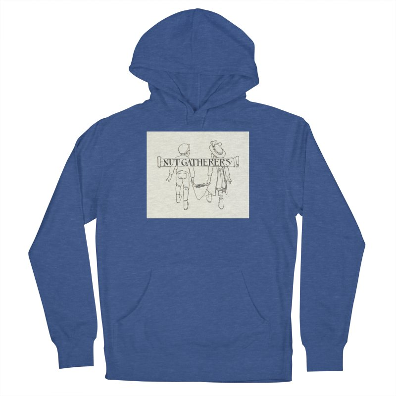 Nut Gatherers Men's Pullover Hoody by RNF's Artist Shop