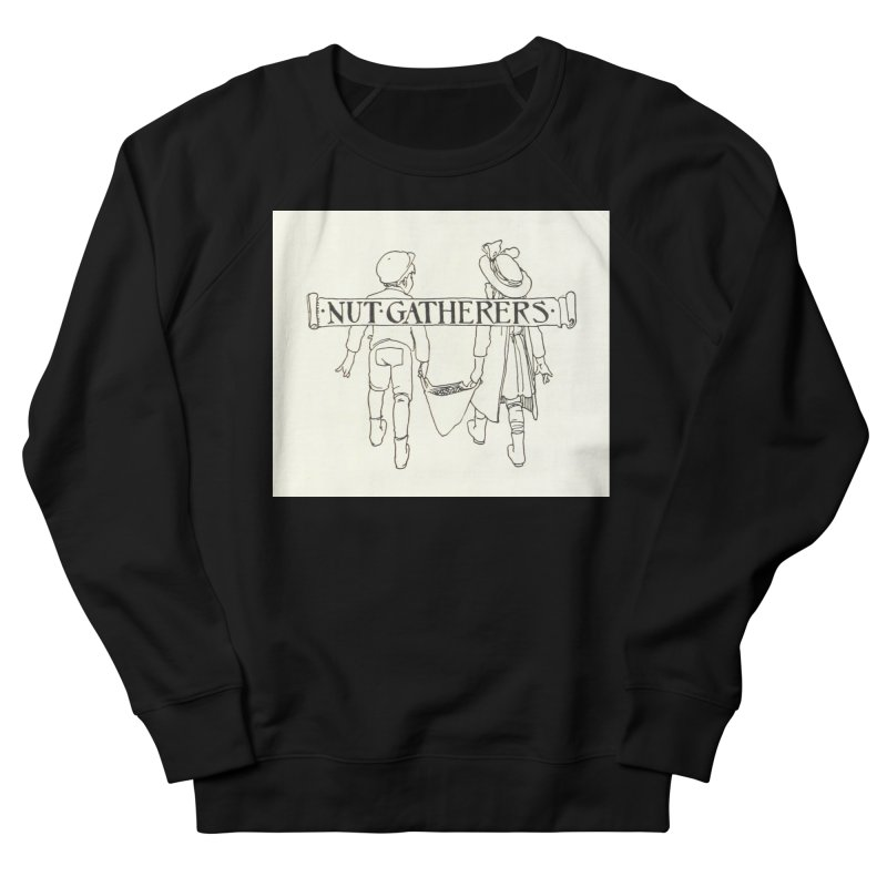 Nut Gatherers Women's French Terry Sweatshirt by RNF's Artist Shop