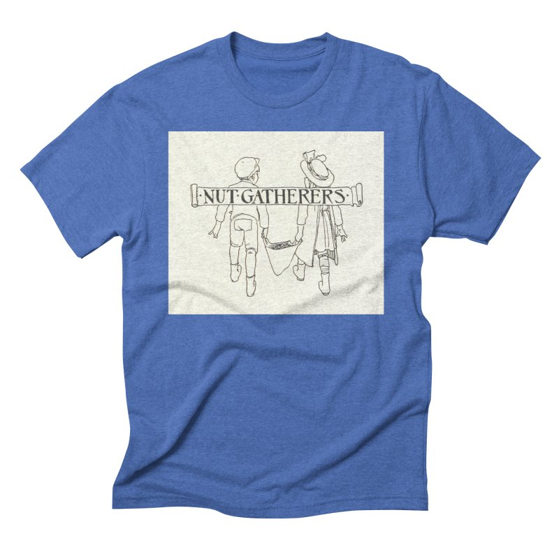 Nut Gatherers Men's T-Shirt by RNF's Artist Shop