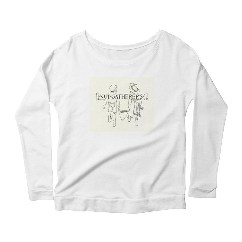 Nut Gatherers Women's Longsleeve T-Shirt by RNF's Artist Shop