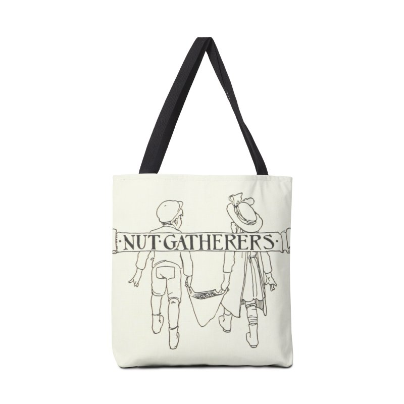Nut Gatherers Accessories Bag by RNF's Artist Shop