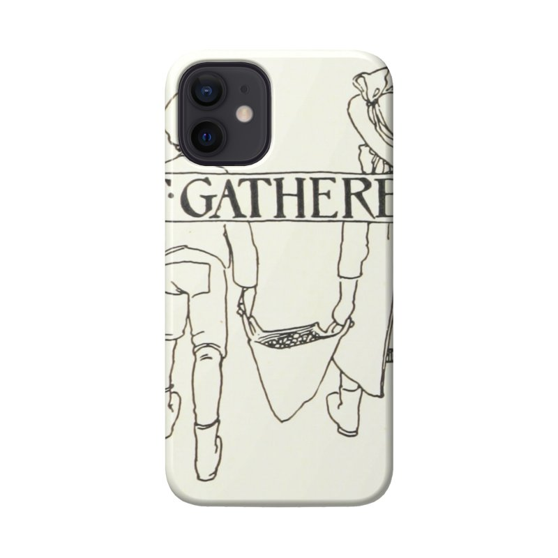Nut Gatherers Accessories Phone Case by RNF's Artist Shop