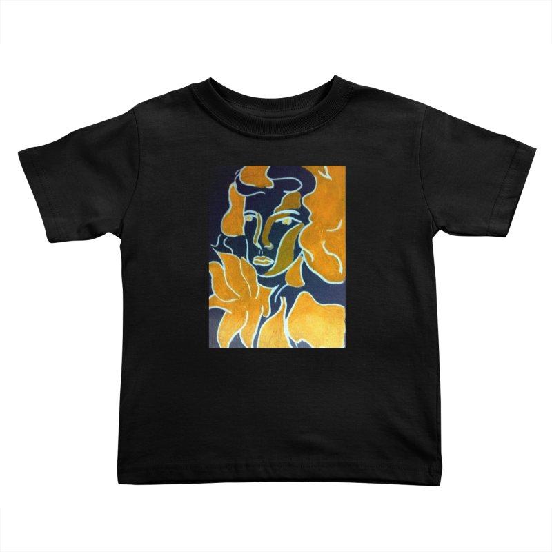 In Orange Kids Toddler T-Shirt by RNF's Artist Shop