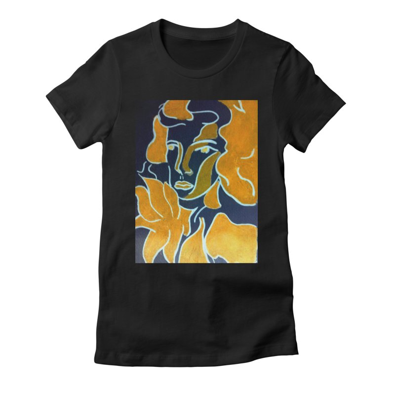 In Orange Women's T-Shirt by RNF's Artist Shop