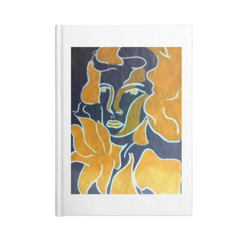 In Orange Accessories Blank Journal Notebook by RNF's Artist Shop