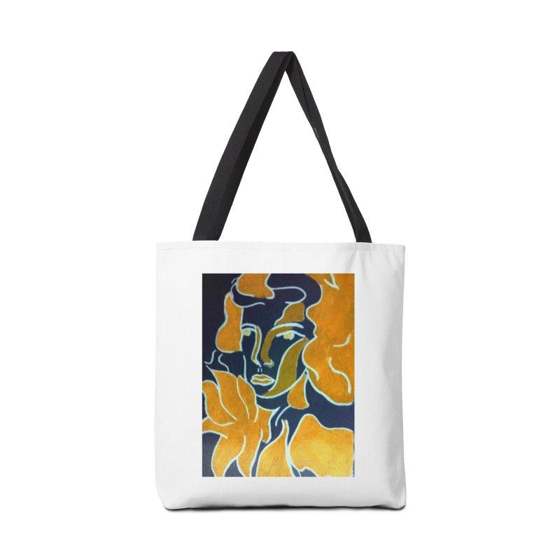 In Orange Accessories Bag by RNF's Artist Shop