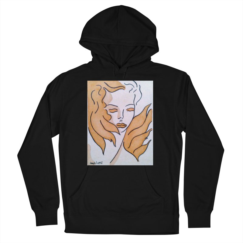 Mestiza Women's French Terry Pullover Hoody by RNF's Artist Shop