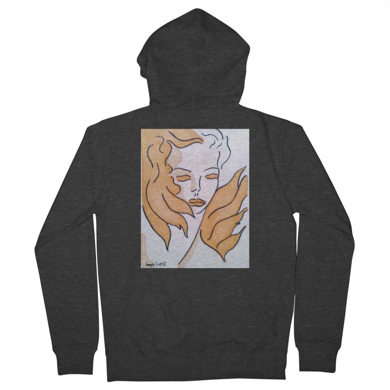 Mestiza Women's French Terry Zip-Up Hoody by RNF's Artist Shop