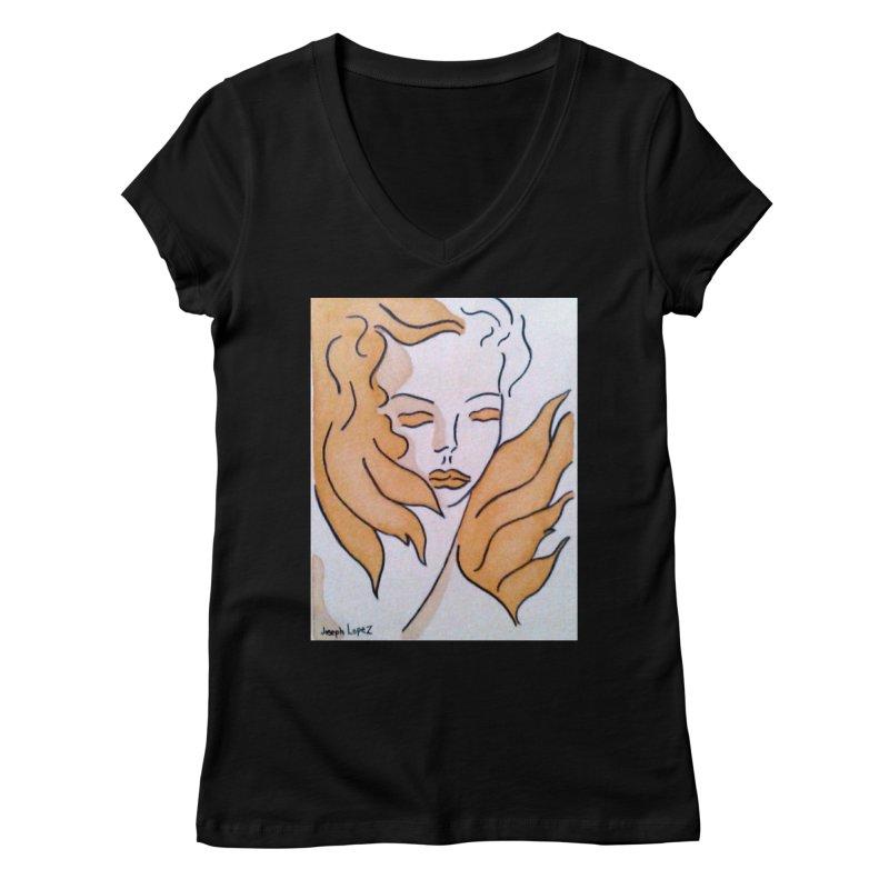 Mestiza Women's V-Neck by RNF's Artist Shop