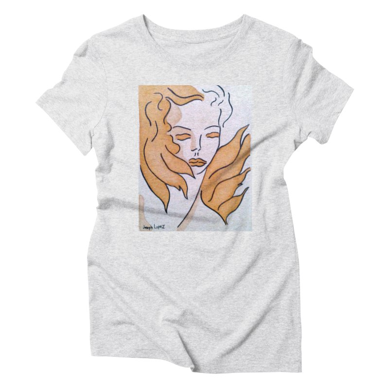 Mestiza Women's Triblend T-Shirt by RNF's Artist Shop