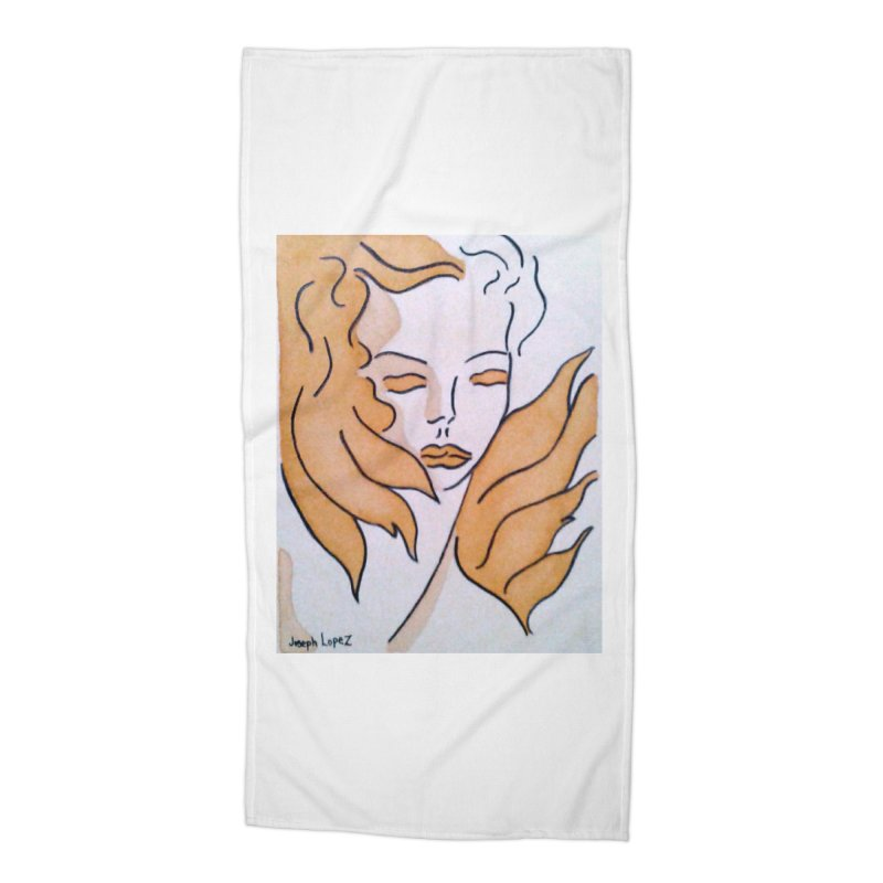 Mestiza Accessories Beach Towel by RNF's Artist Shop