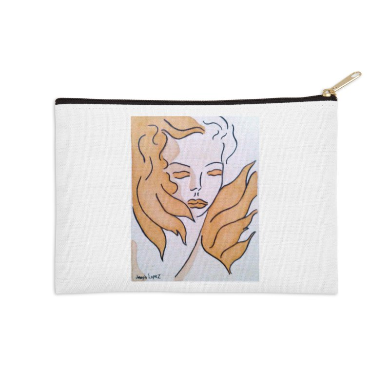 Mestiza Accessories Zip Pouch by RNF's Artist Shop