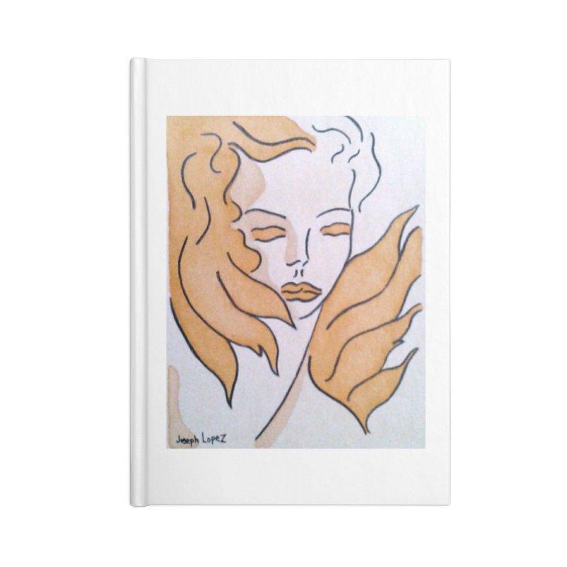 Mestiza Accessories Blank Journal Notebook by RNF's Artist Shop