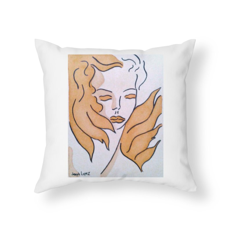 Mestiza Home Throw Pillow by RNF's Artist Shop