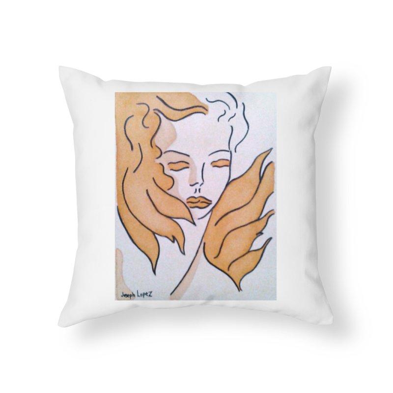 Mestiza Home Throw Pillow by RNF's Artist Shop