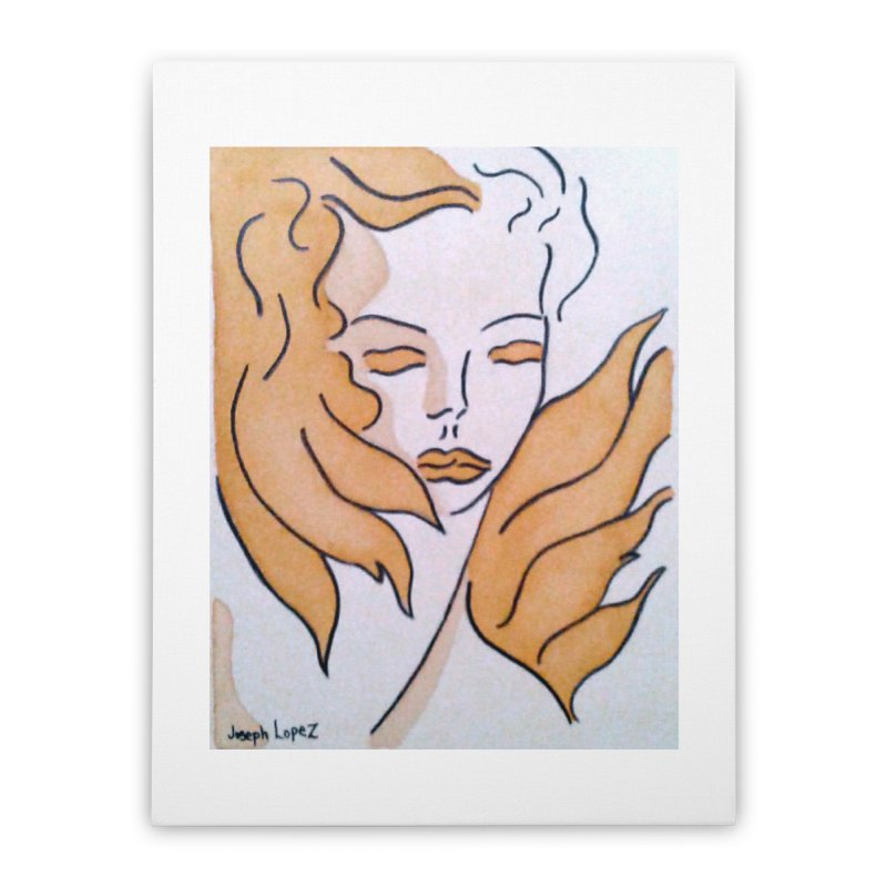 Mestiza Home Stretched Canvas by RNF's Artist Shop