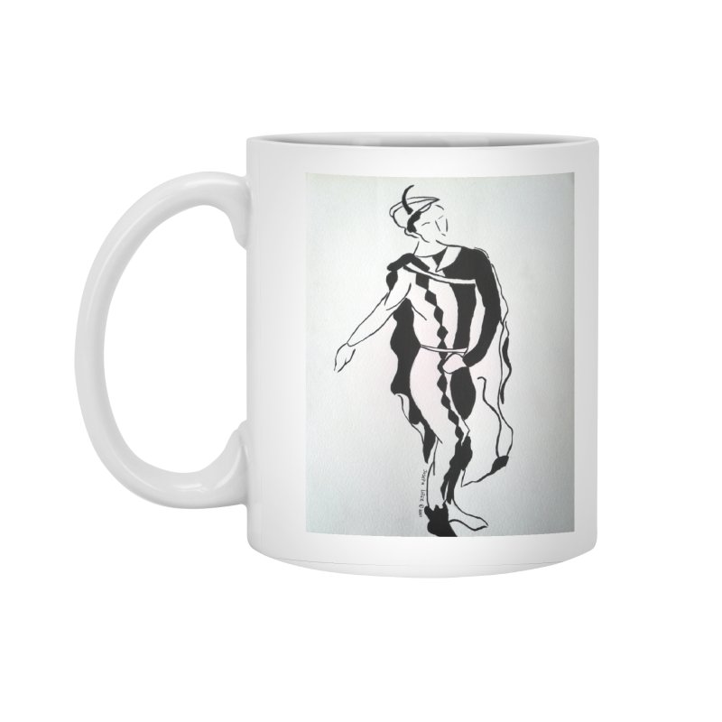 Black and White Accessories Standard Mug by RNF's Artist Shop