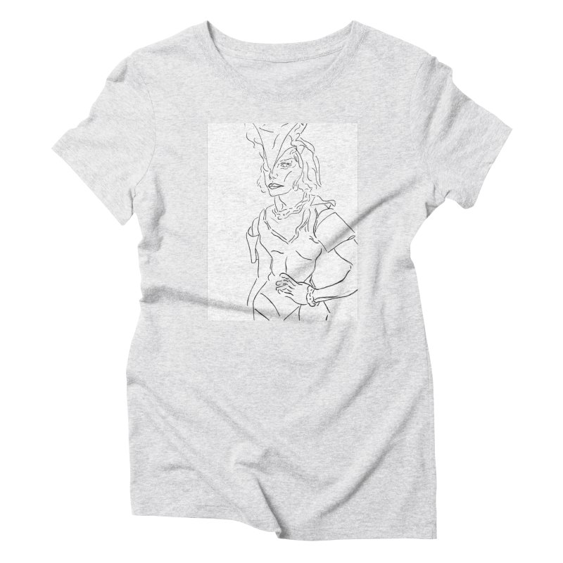 Fashion Women's T-Shirt by RNF's Artist Shop