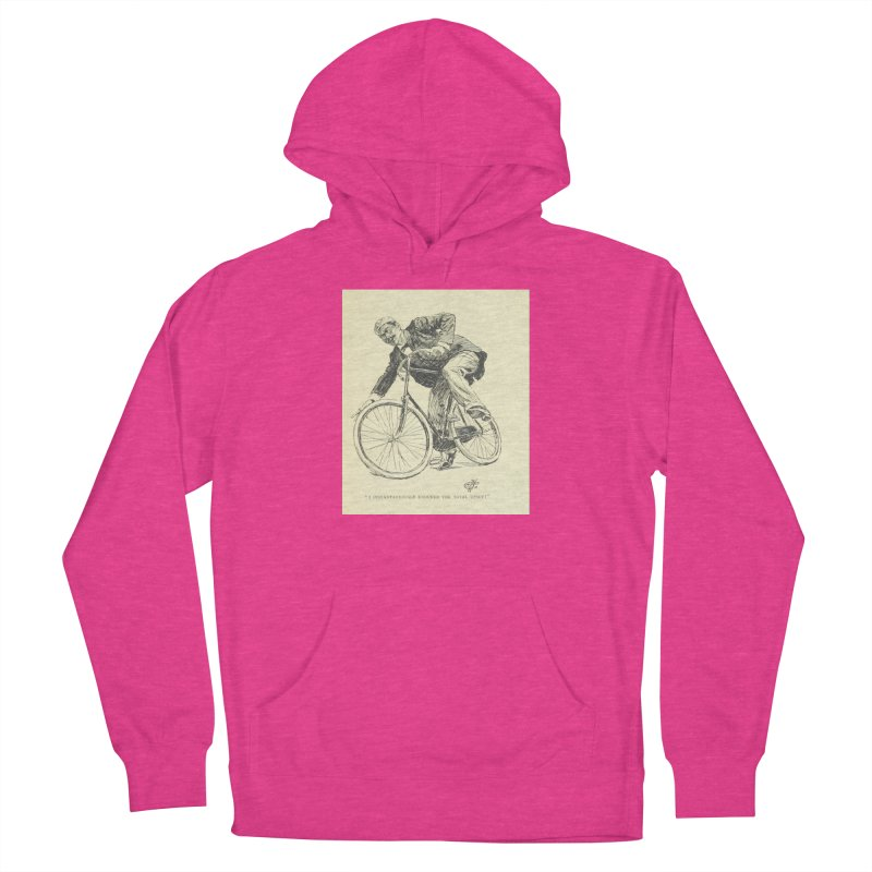 Total Upset Women's French Terry Pullover Hoody by RNF's Artist Shop