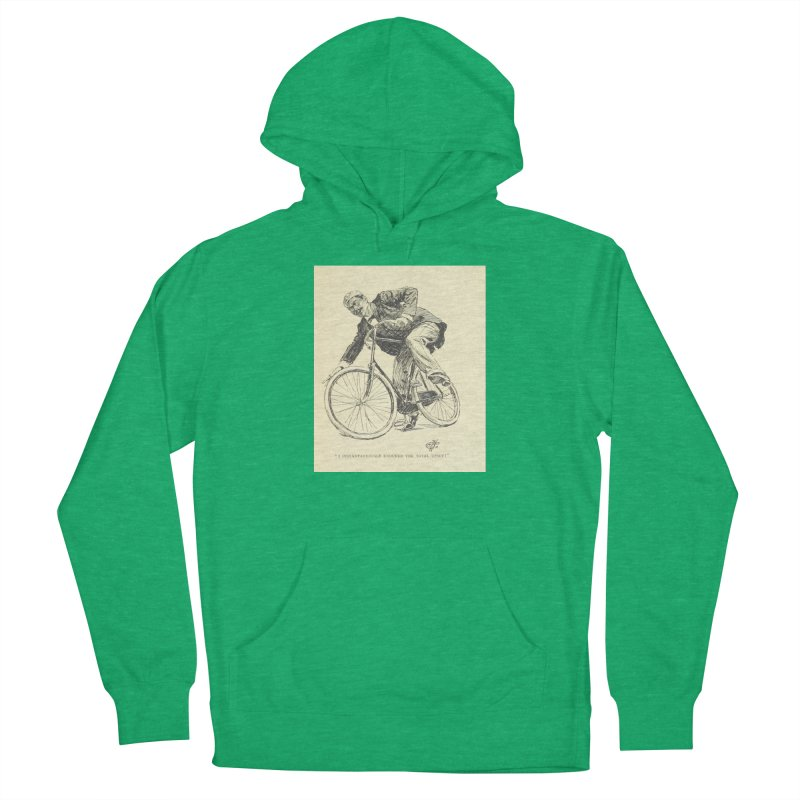 Total Upset Men's French Terry Pullover Hoody by RNF's Artist Shop