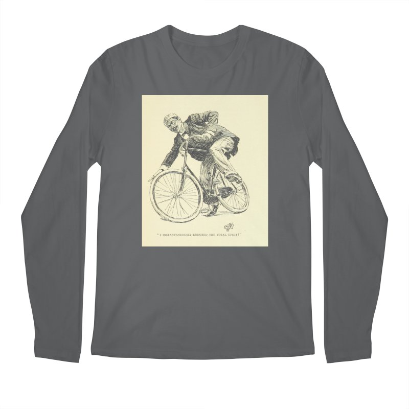 Total Upset Men's Longsleeve T-Shirt by RNF's Artist Shop