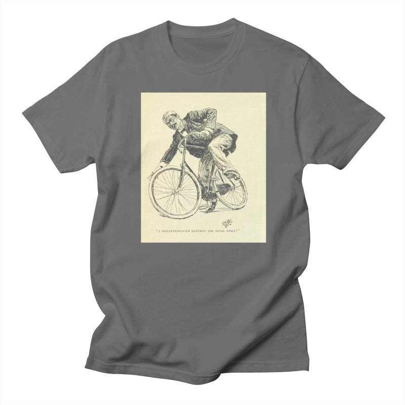 Total Upset in Men's Regular T-Shirt Asphalt by RNF's Artist Shop