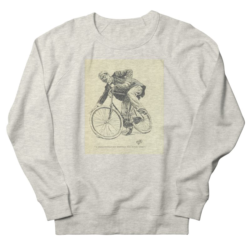 Total Upset Women's French Terry Sweatshirt by RNF's Artist Shop