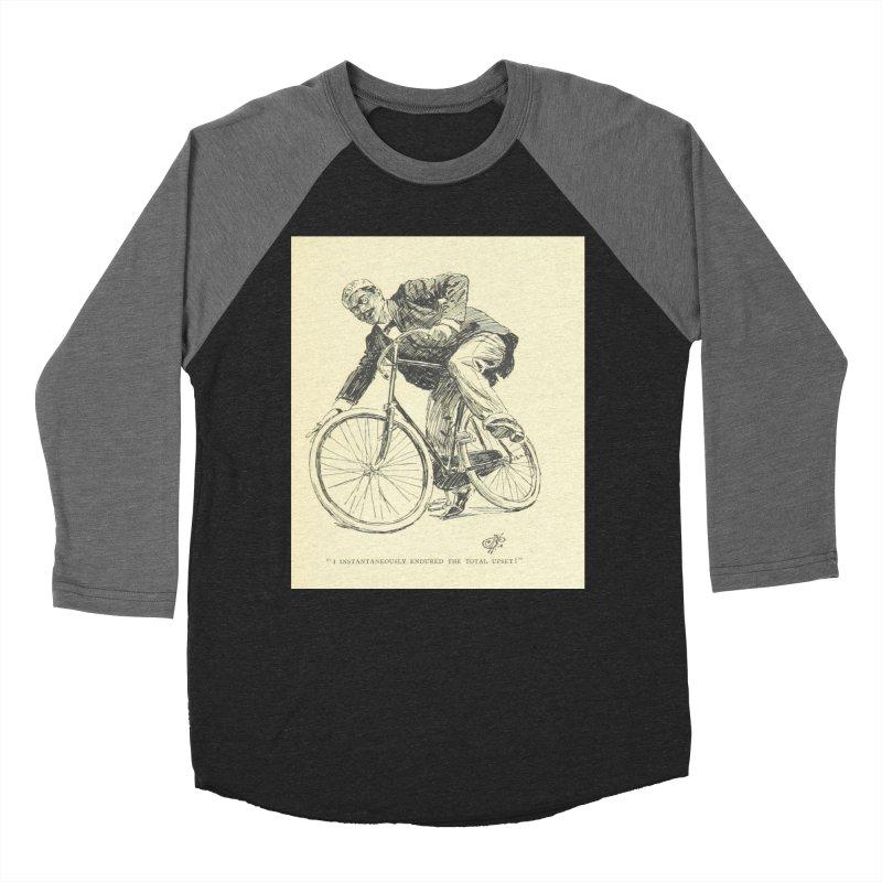 Total Upset Men's Baseball Triblend Longsleeve T-Shirt by RNF's Artist Shop