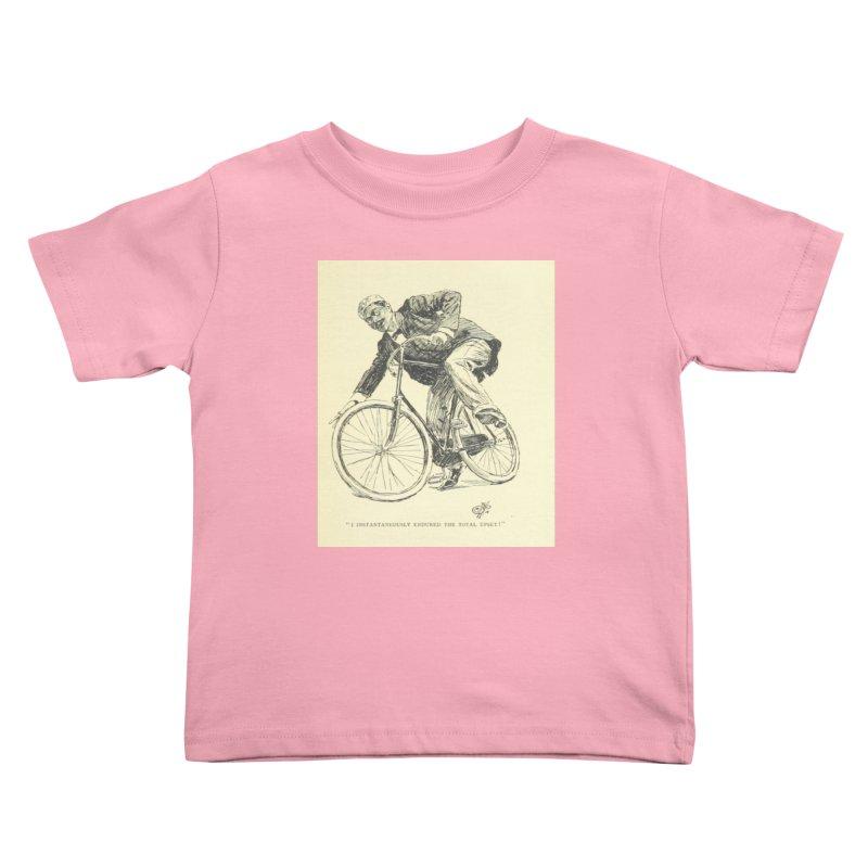 Total Upset Kids Toddler T-Shirt by RNF's Artist Shop