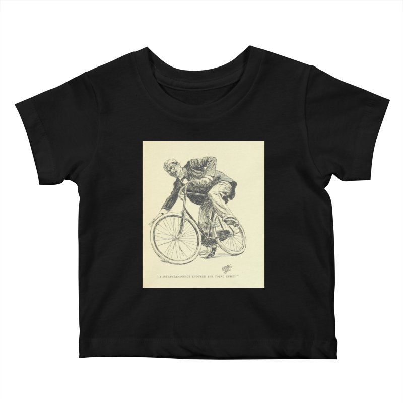 Total Upset Kids Baby T-Shirt by RNF's Artist Shop