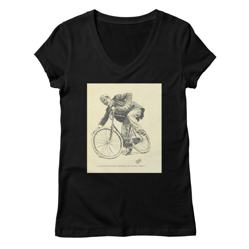 Total Upset Women's V-Neck by RNF's Artist Shop