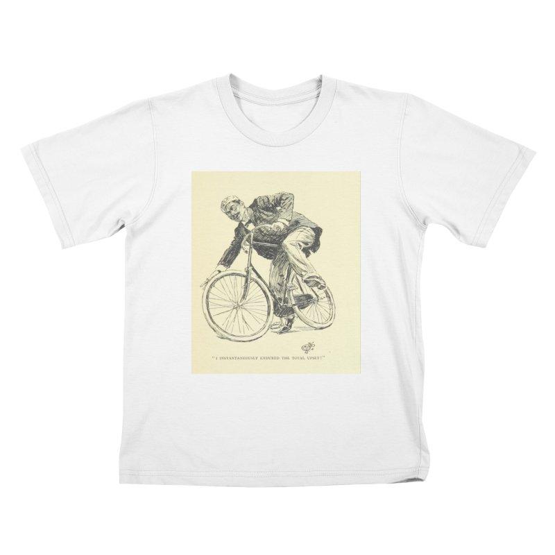 Total Upset Kids T-Shirt by RNF's Artist Shop