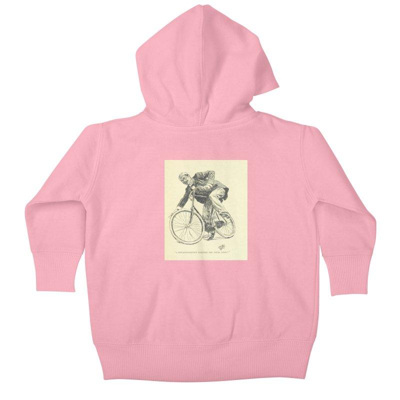 Total Upset Kids Baby Zip-Up Hoody by RNF's Artist Shop