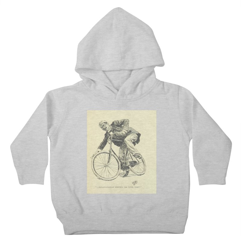 Total Upset Kids Toddler Pullover Hoody by RNF's Artist Shop