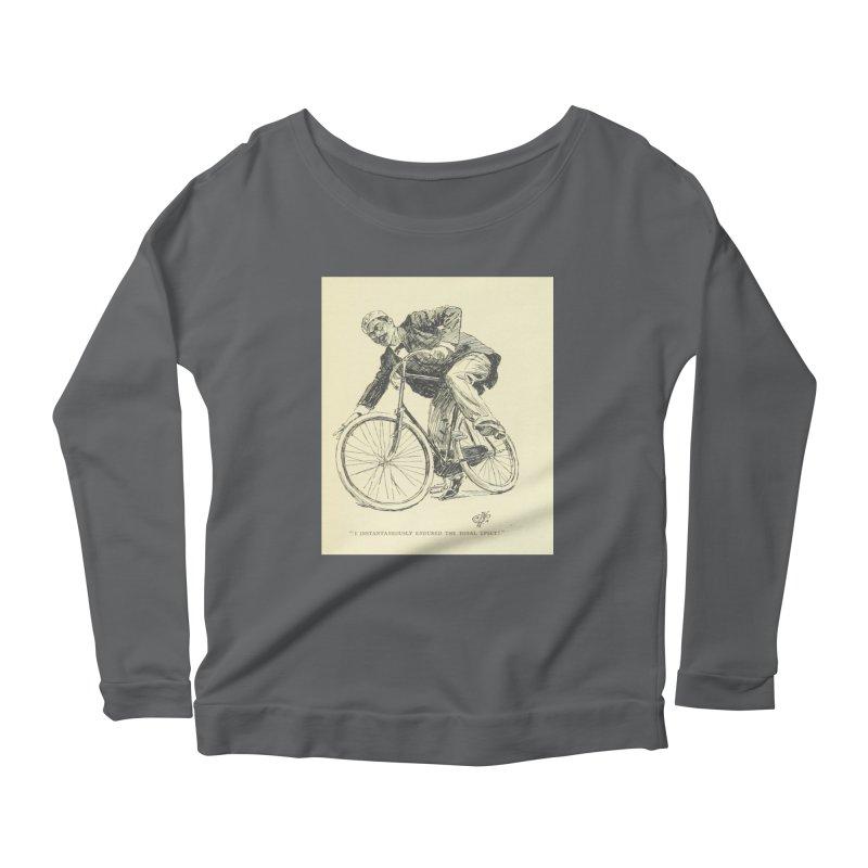 Total Upset Women's Scoop Neck Longsleeve T-Shirt by RNF's Artist Shop