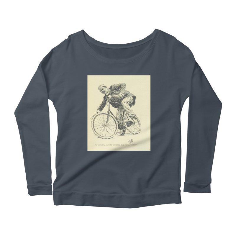 Total Upset Women's Longsleeve T-Shirt by RNF's Artist Shop
