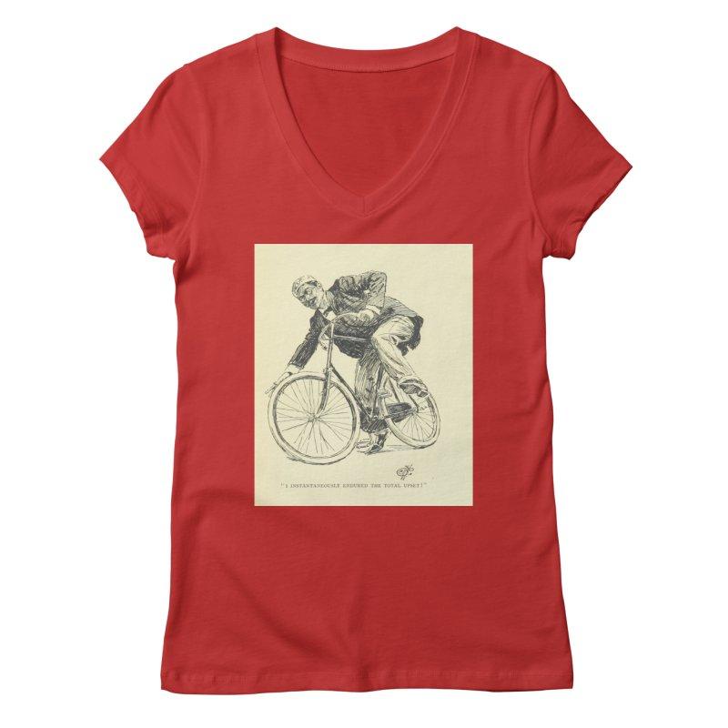 Total Upset Women's Regular V-Neck by RNF's Artist Shop