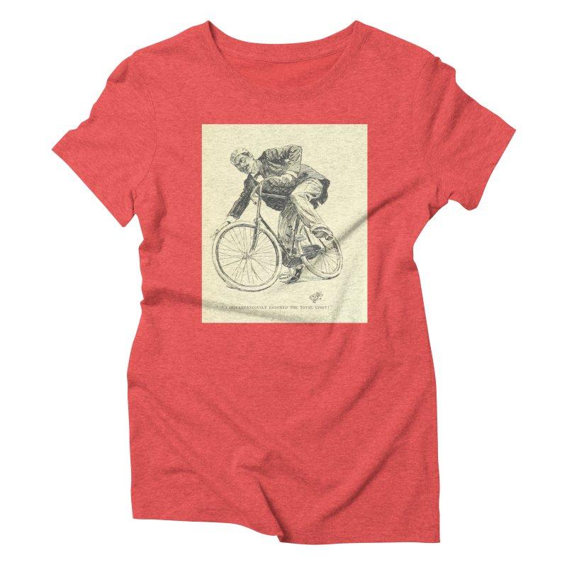 Total Upset Women's Triblend T-Shirt by RNF's Artist Shop