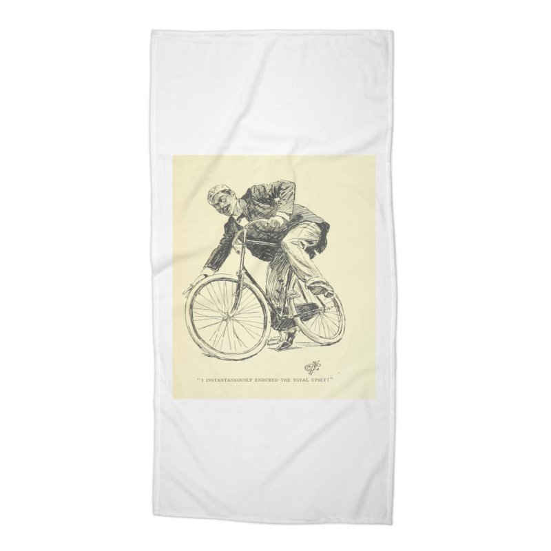 Total Upset Accessories Beach Towel by RNF's Artist Shop