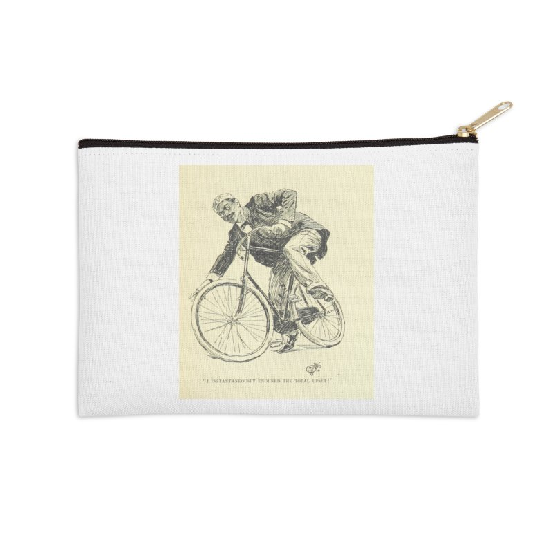 Total Upset Accessories Zip Pouch by RNF's Artist Shop
