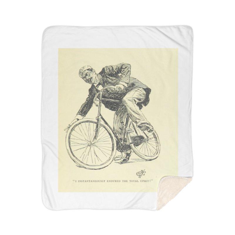 Total Upset Home Sherpa Blanket Blanket by RNF's Artist Shop