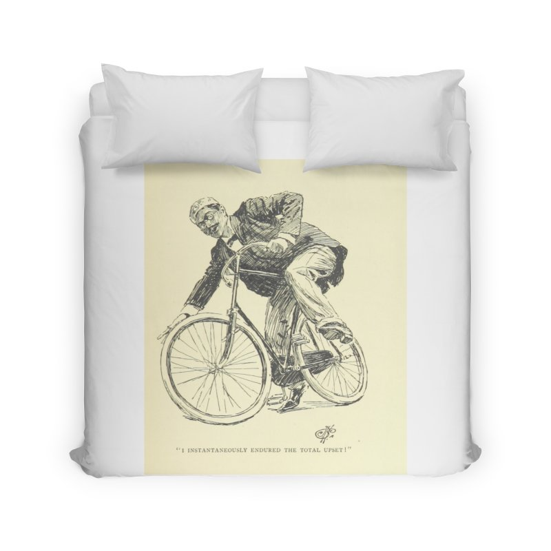 Total Upset Home Duvet by RNF's Artist Shop