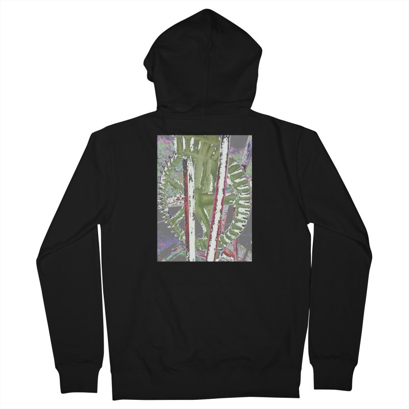 Widget Men's French Terry Zip-Up Hoody by RNF's Artist Shop