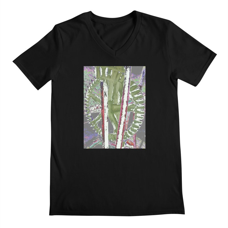 Widget Men's Regular V-Neck by RNF's Artist Shop